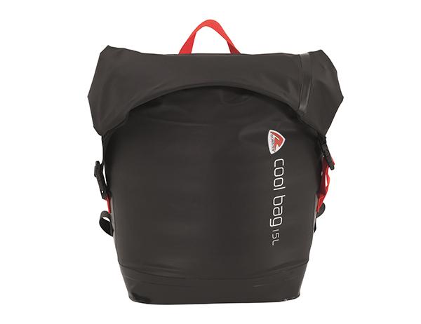 Мека водоустойчива хладилна чанта - раница Robens Coolbag 15L 2020