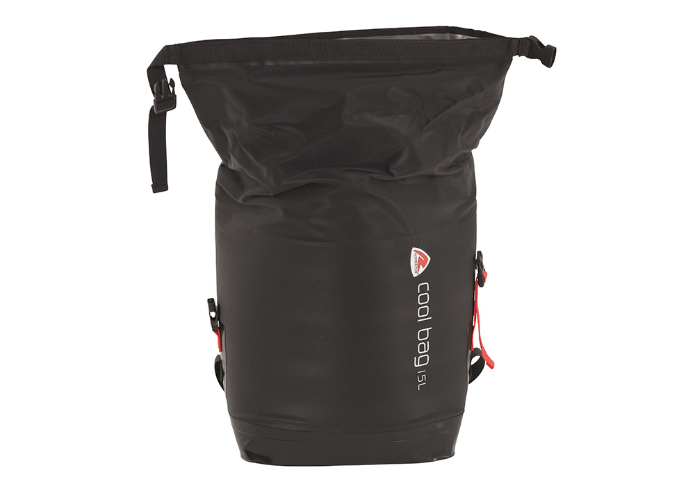 Отворена мека водоустойчива хладилна чанта - раница Robens Coolbag 15L 2020