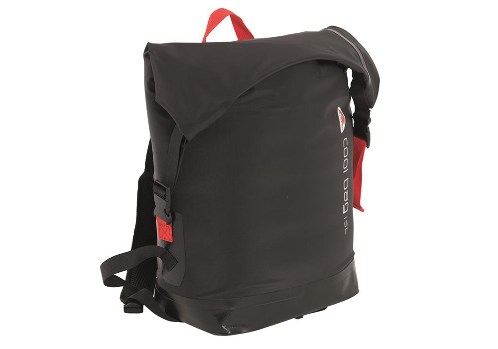 Страни на мека водоустойчива хладилна чанта - раница Robens Coolbag 15L 2020