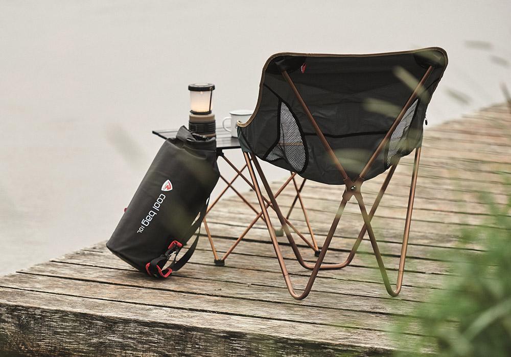 Край езерото с хладилна чанта Robens Coolbag 10L 2020