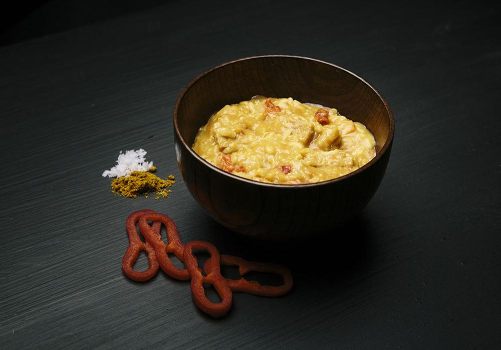 Пиле с ориз и къри сос REAL Turmat Chicken Curry - 500g