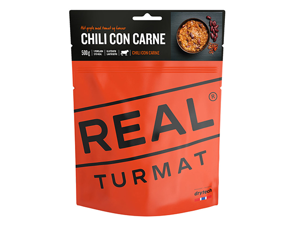 REAL Turmat Chili con Carne - 500g
