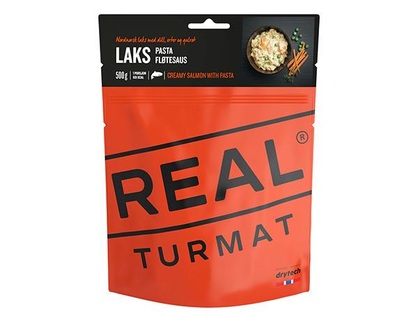 REAL Turmat Creamy Salmon with Pasta - 500g