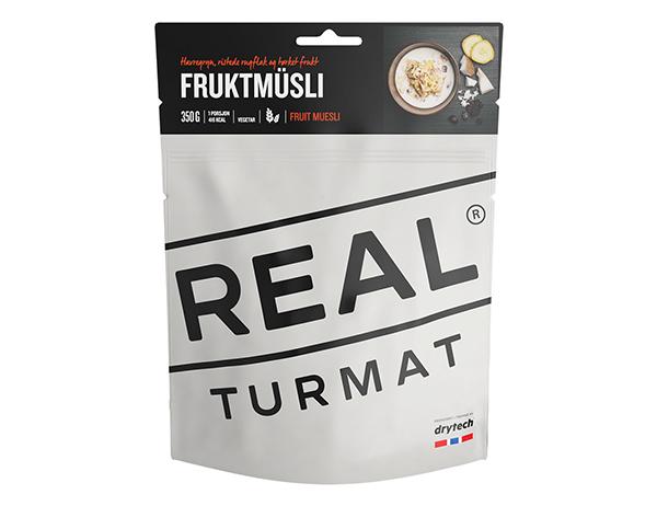 Плодово мюсли REAL Turmat Fruit Muesli - 350g