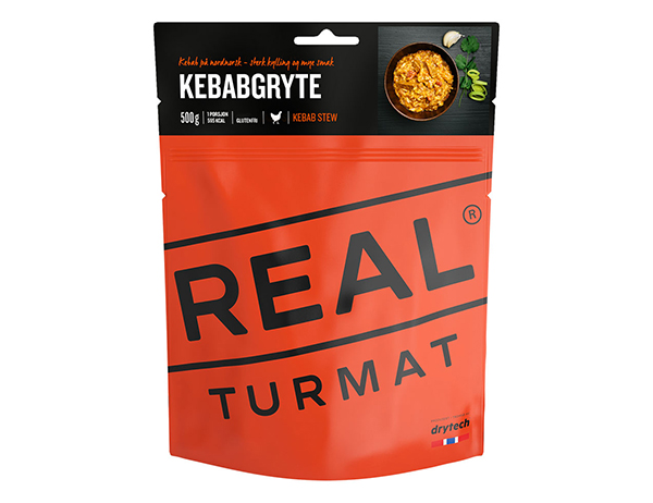REAL Turmat Kebab Stew - 500g