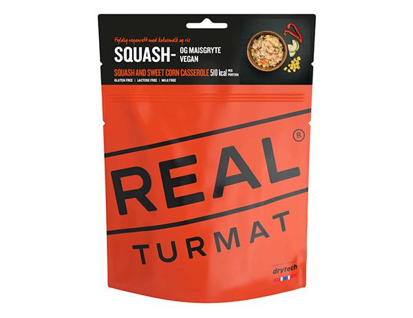 REAL Turmat Sqash and Sweet Corn Casserole - 460g