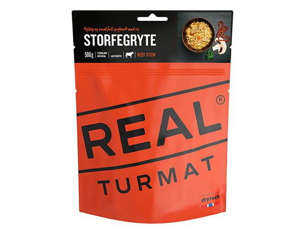 REAL Turmat Beef Stew - 500g