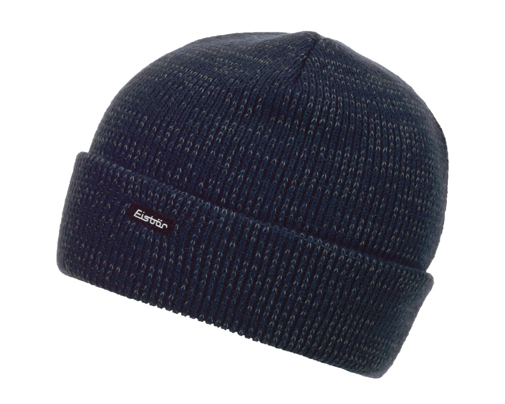 Зимна дебела шапка Eisbär Flashy MÜ Blue