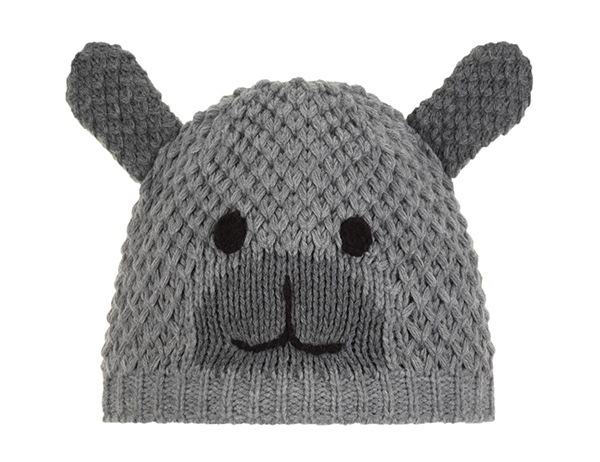 Eisbär Grizzly MÜ Kids Hat 006