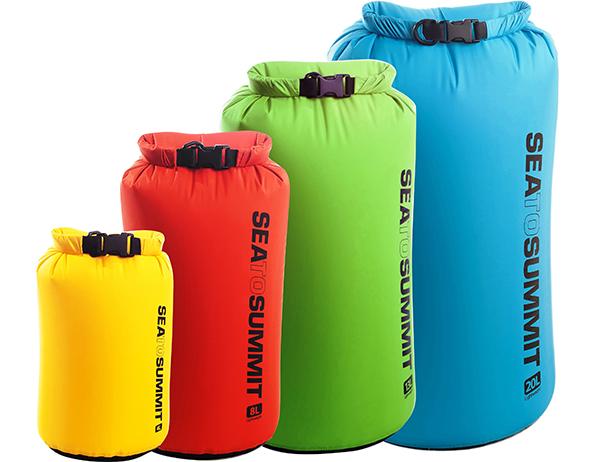 Олекотена суха торба Sea To Summit 2 литра