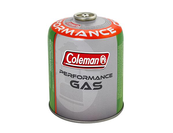Coleman Performance gas cartridge C500 - 440 g