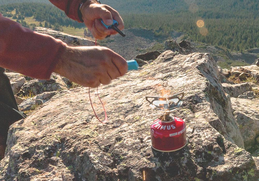 Трекинг с туристически газов котлон Primus Essential Trail Stove 2020