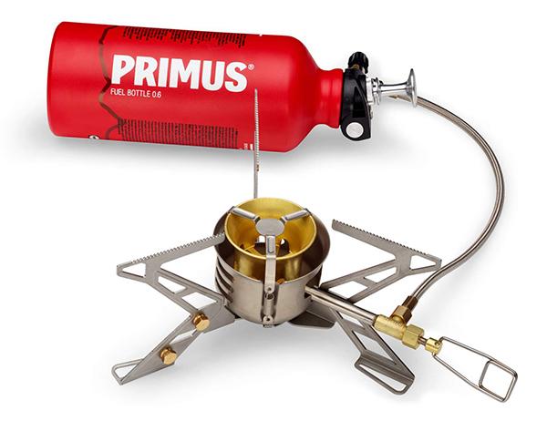 Газов котлон Primus OmniFuel с бутилка за гориво