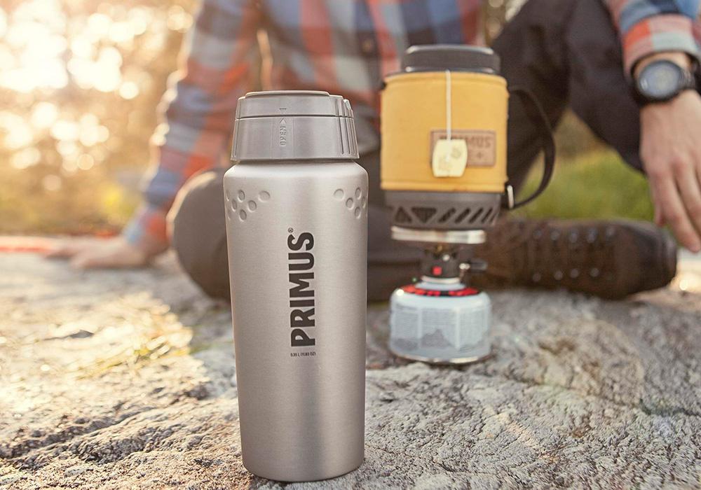 Outdoor с термо чаша Primus TrailBreak Vacuum Мug 0.35L S.S. 2021