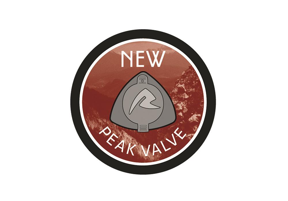 Peak Valve вентил на надуваема постелка-легло Robens PrimaVapour 60 2019