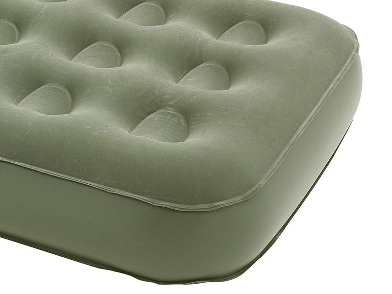снимка на част от надуваемо легло