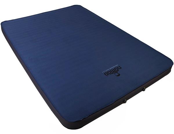 Двойна самонадуваема постелка Nomad Dreamzone Duo 10.0 см Dark Blue