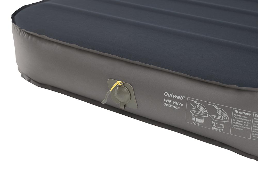 Борд на единична самонадуваема постелка 7.5 Outwell Dreamboat Single 2021