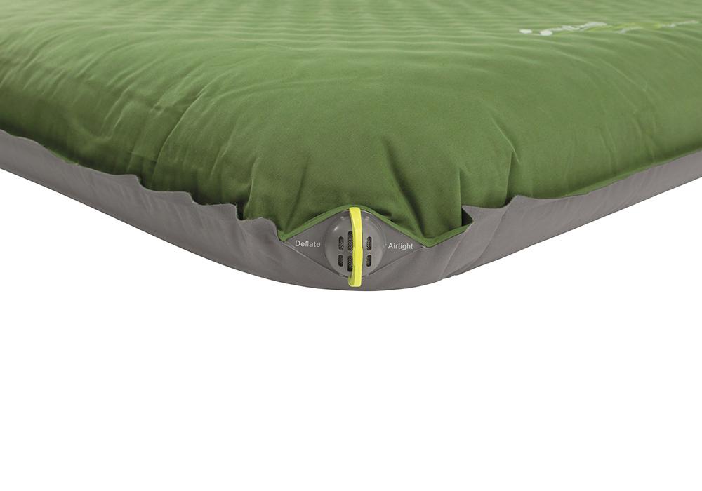 Вентил на самонадуваема постелка 12.0 см Outwell Dreamcatcher Single XL 2021