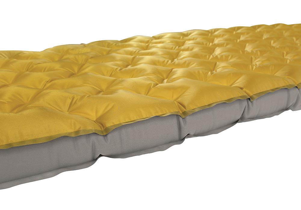 Конструкция на надуваема постелка Robens 8.0 см Airbed Breath 80 2019