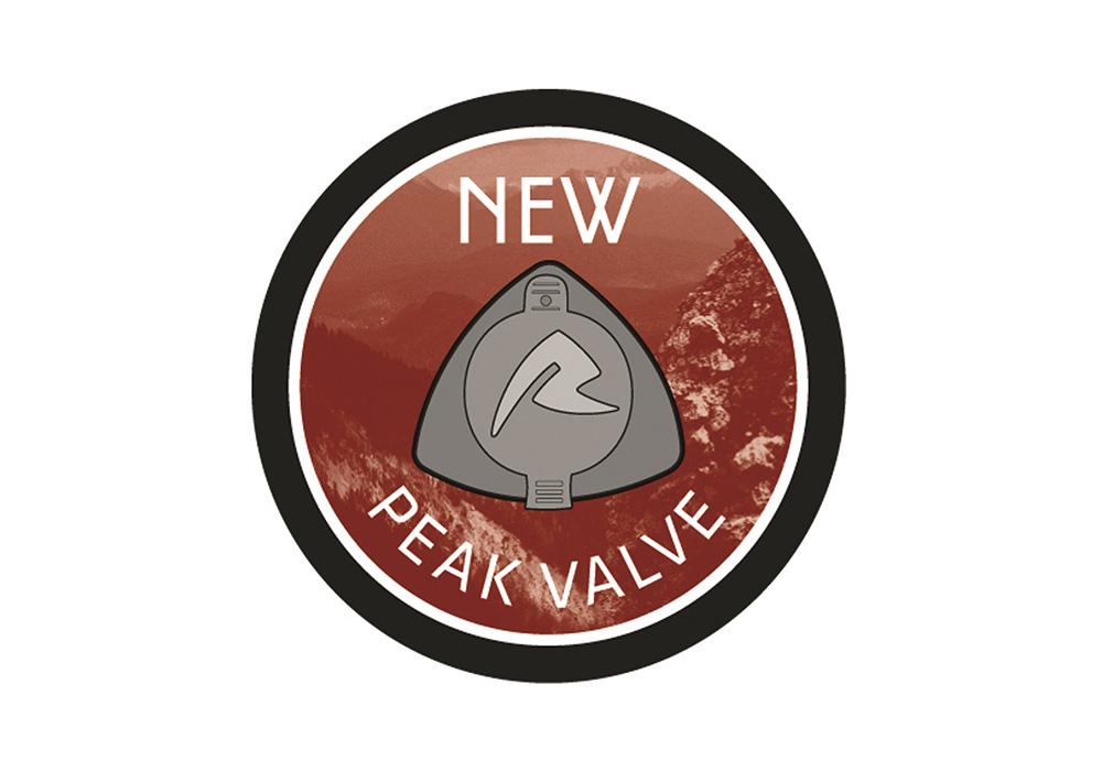 Вентил Peak Valve на самонадуваема постелка 6.0 см Robens FjellGuard 60 2019