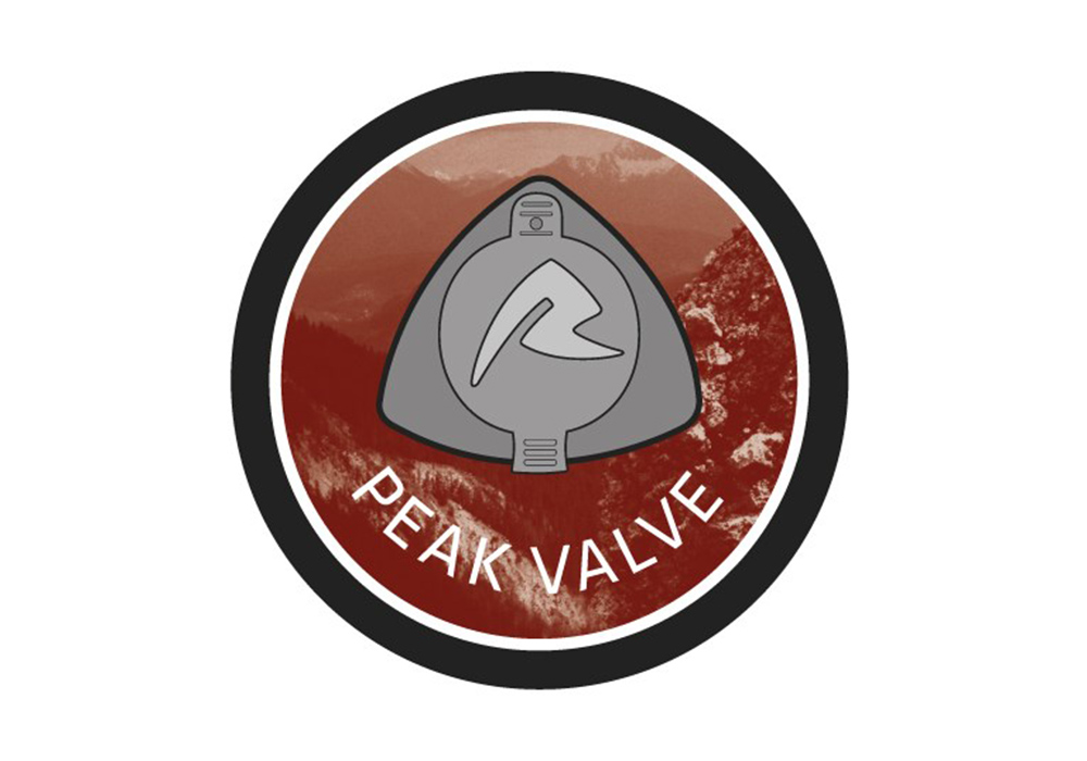 Peak Valve на надуваема постелка-легло Robens PrimaVapour 40 2020