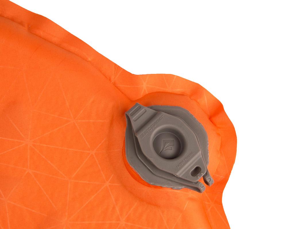 Затворен вентил самонадуваема постелка 8.0 см Sea to Summit Comfort Plus Large