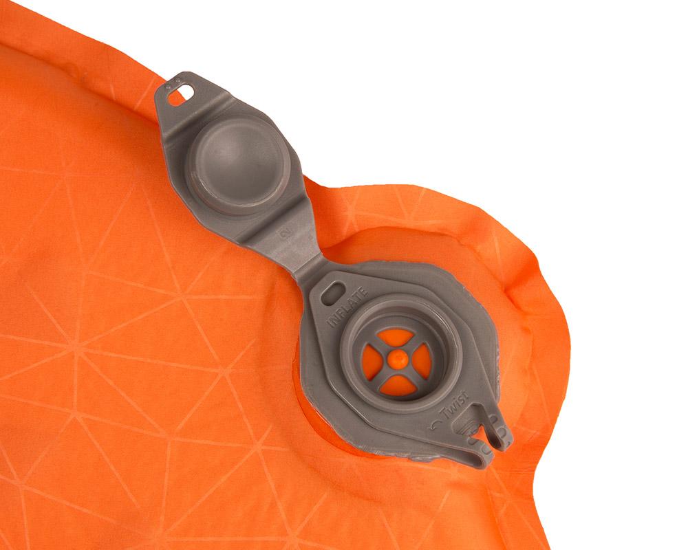 Отворен вентил за напомпване самонадуваема постелка 8.0 см Sea to Summit Comfort Plus Large