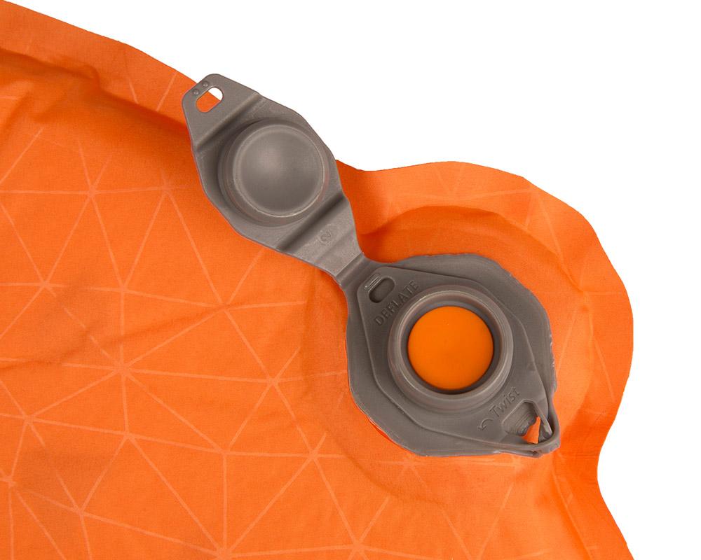 Обърнат вентил за спадане самонадуваема постелка 8.0 см Sea to Summit Comfort Plus Large