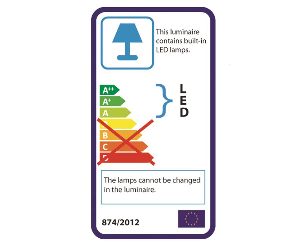 Енергийна ефективност на осветителна LED лента за палатка Outwell Canopus 1200