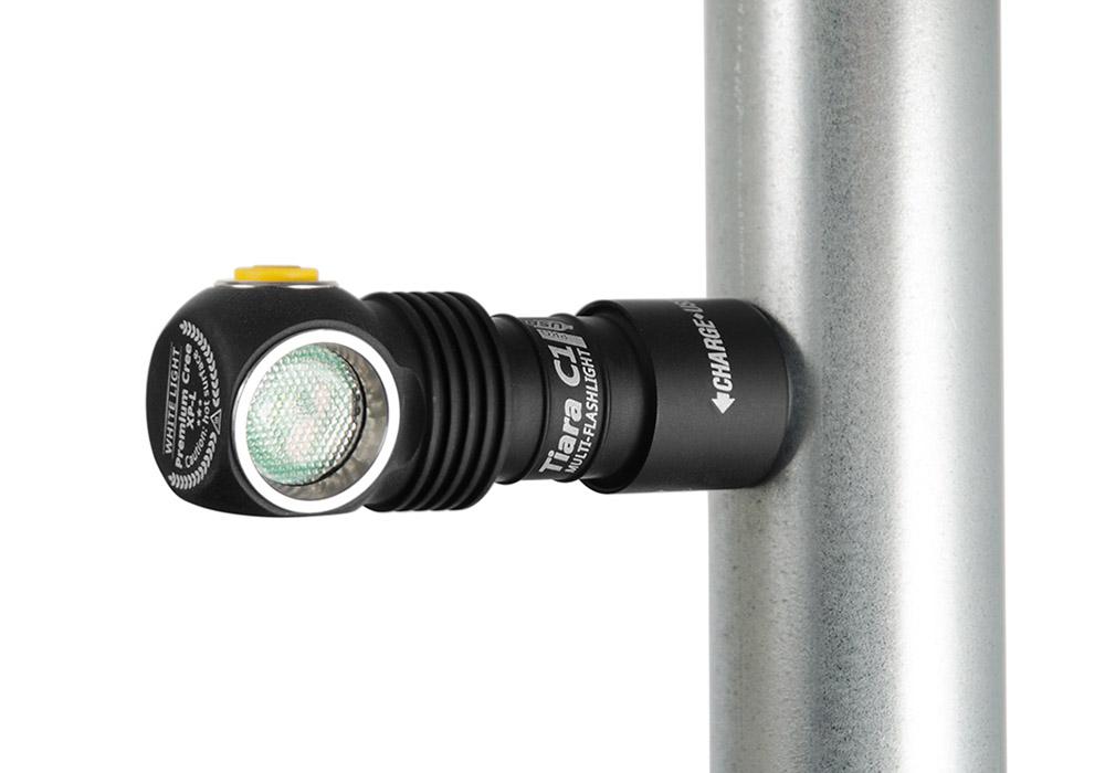 Магнит Armytek Tiara C1 Pro Magnet USB Warm 980LM