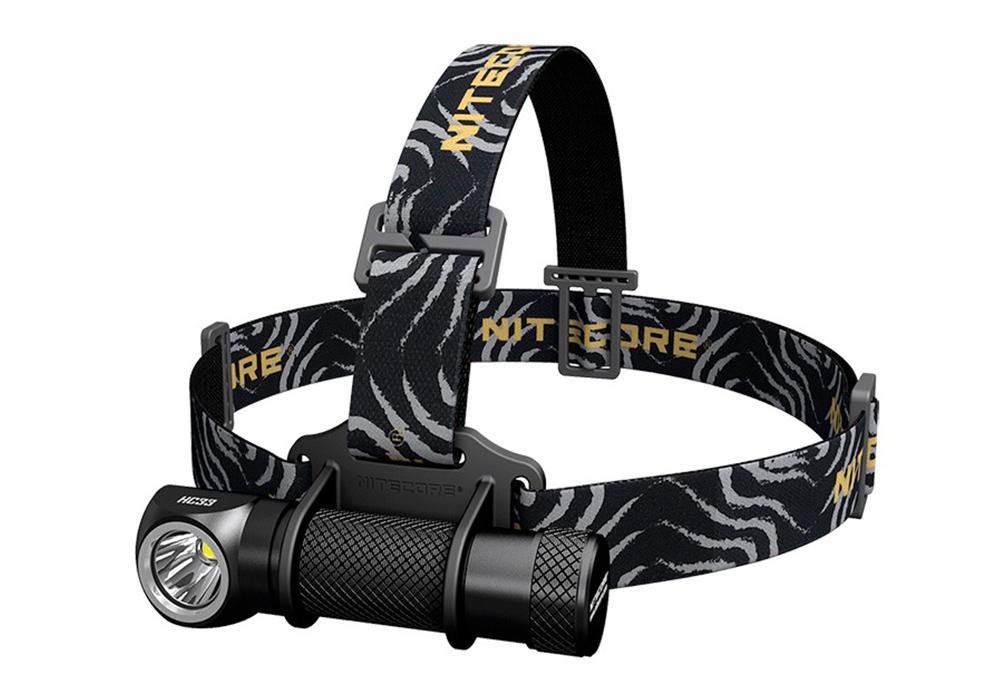Мини прожектор-челник Nitecore HC33 1800LM 2021