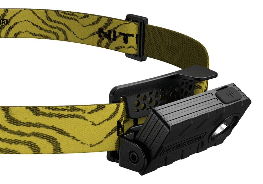 Настройка на главата Nitecore NU20 360 LM Rechargeable Black 2021