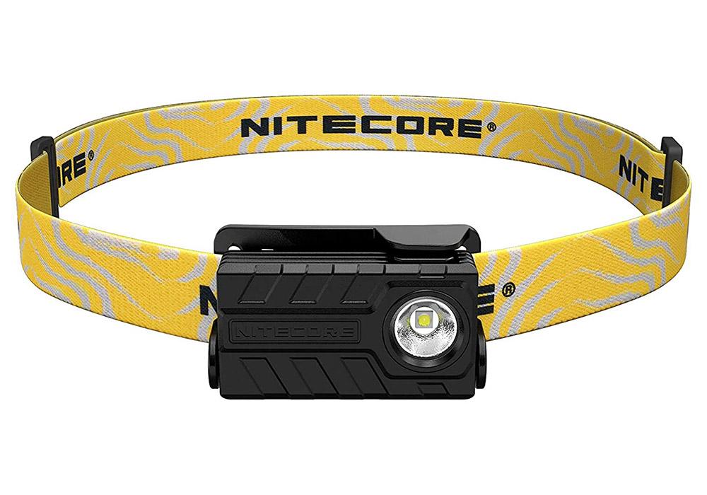 Челник Nitecore NU20 360 LM Rechargeable Black 2021