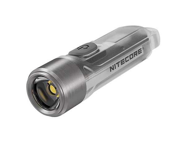 Мини LED фенерче със зарядна батерия Nitecore TIKI 300LM Grey 2021