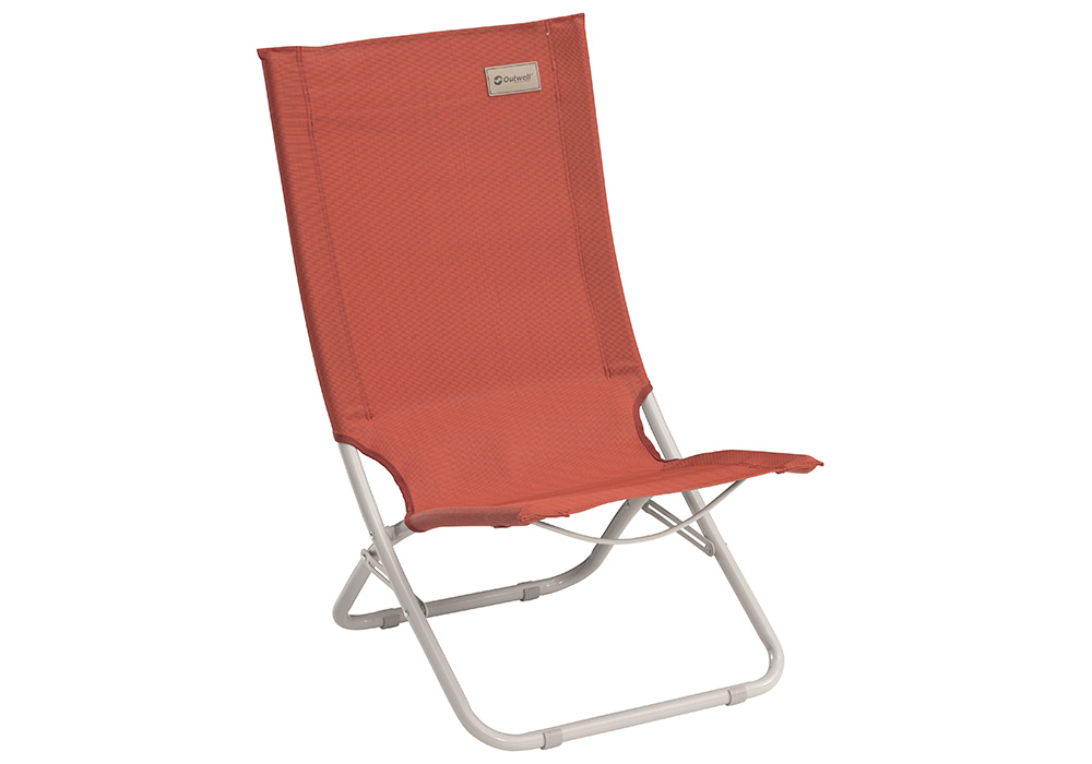 Сгъваем плажен стол Outwell Marloes Warm Red 2019