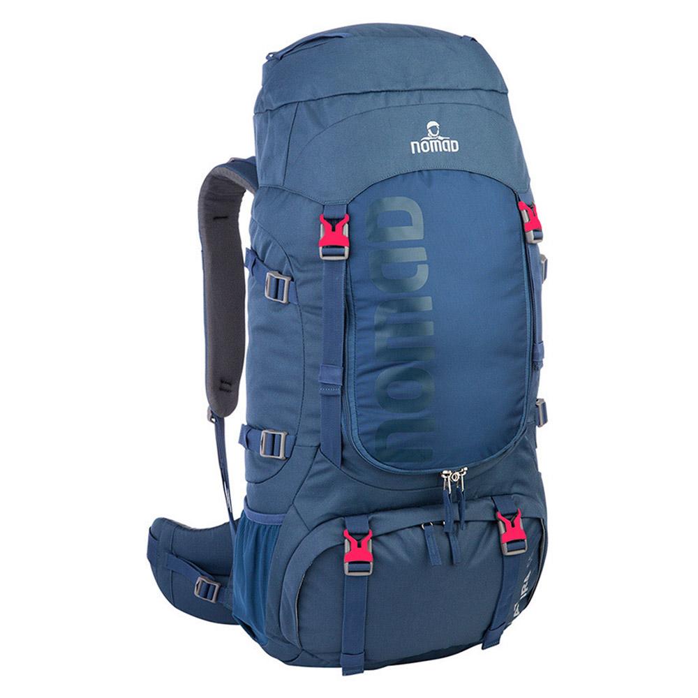 Туристическа раница Nomad Batura 55L Woman's Fit Allround Backpack Steel 2018