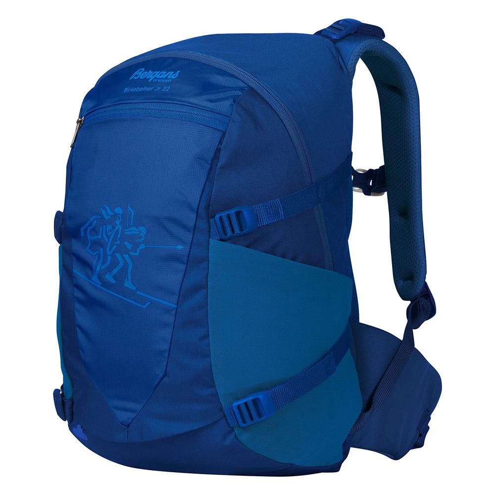 Детска туристическа раница Bergans Birkebeiner Jr 22 Dark Royal Blue 2020
