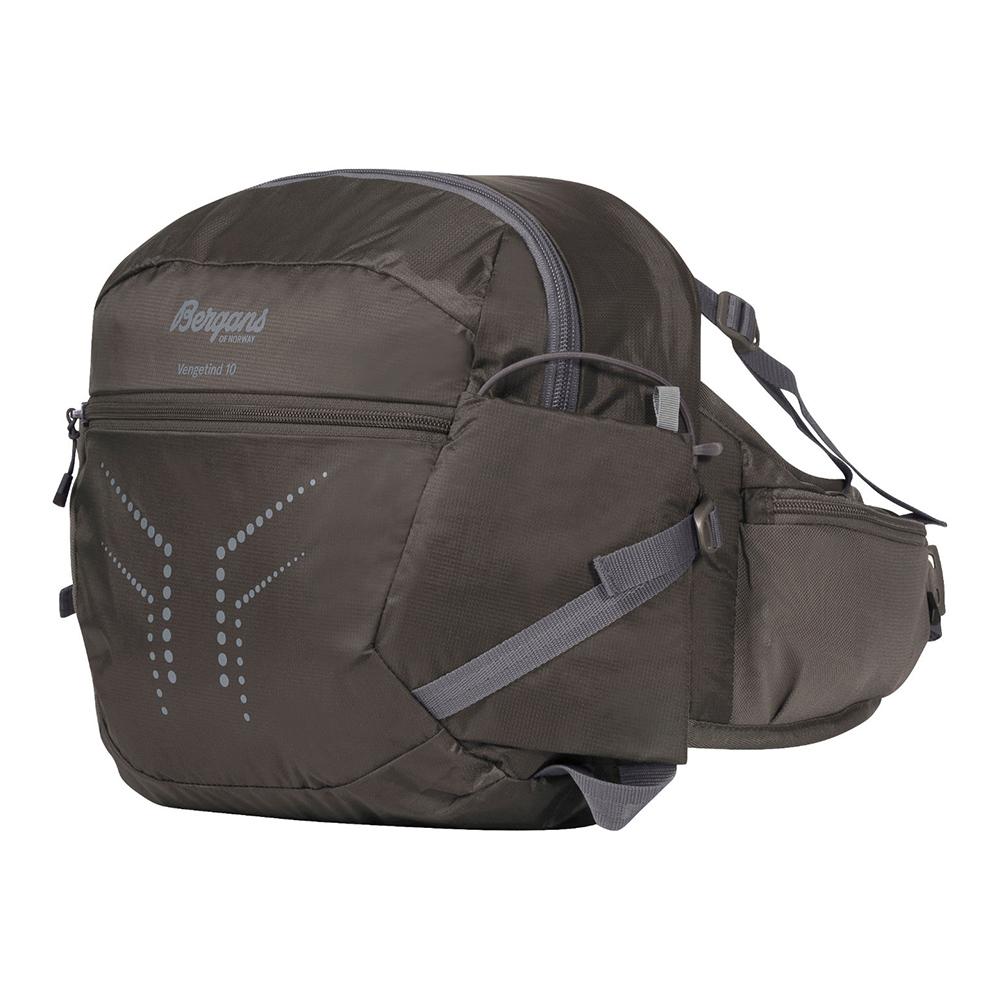 Чантa за кръст Bergans Vengetind Hip Pack 10 Green Mud 2021
