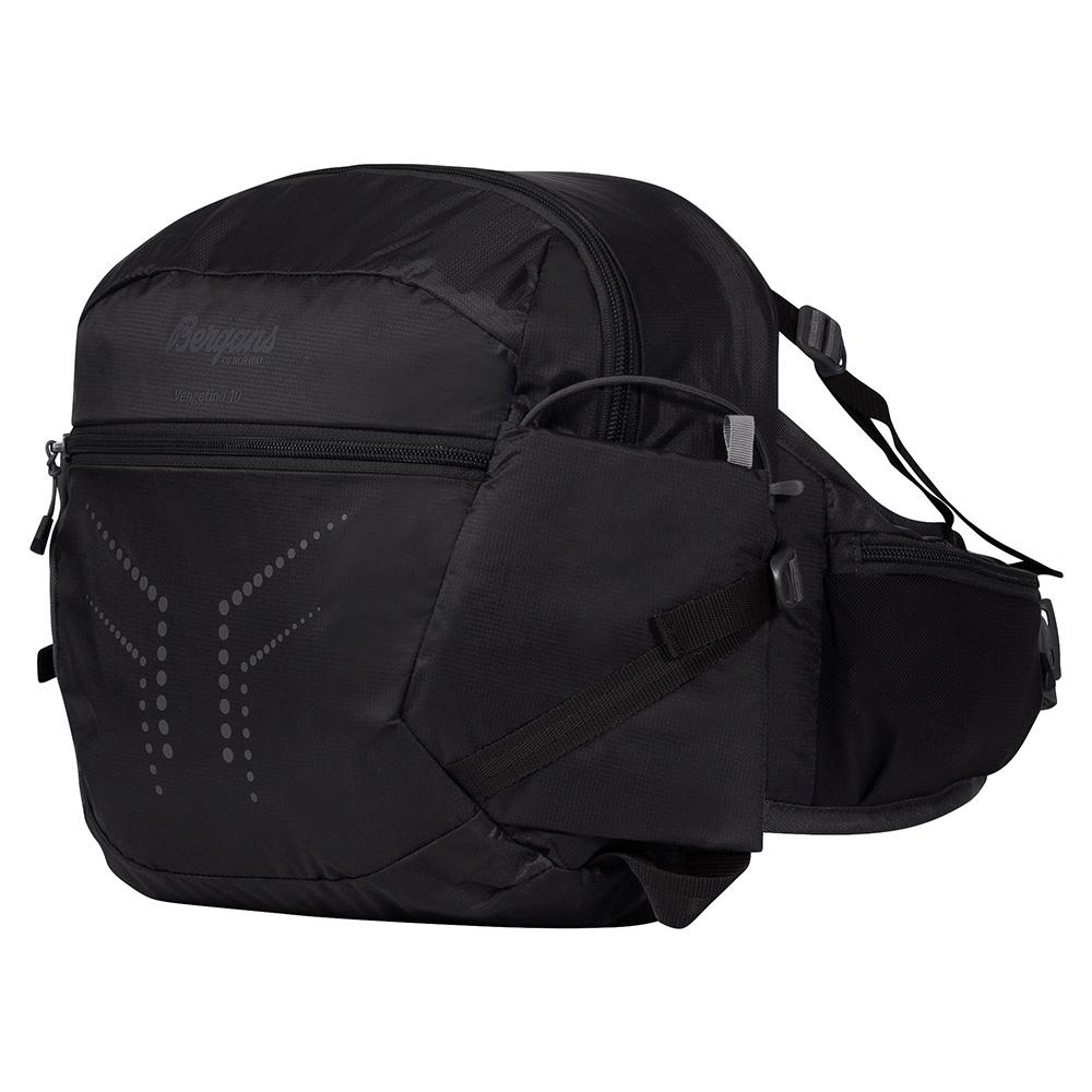 Чантa за кръст Bergans Vengetind Hip Pack 10 Black 2020