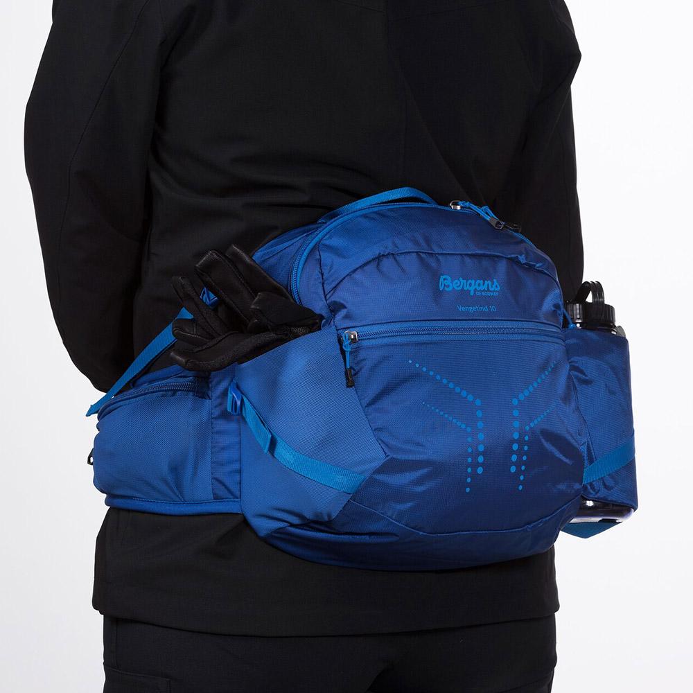 На кръст с чантa за кръст Bergans Vengetind Hip Pack 10