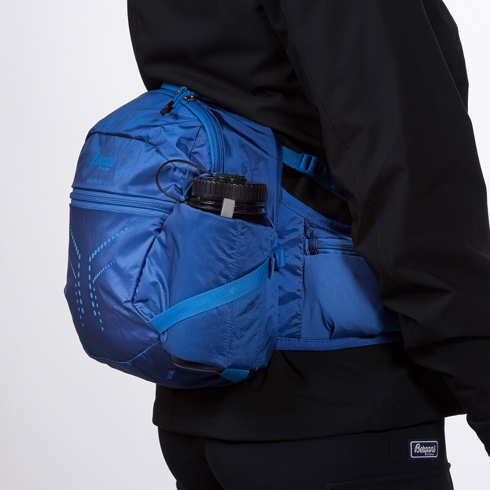 На гръб с чантa за кръст Bergans Vengetind Hip Pack 10