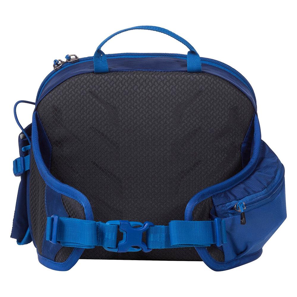 Гръб на чантa за кръст Bergans Vengetind Hip Pack 6 Dark Royal Blue 2020