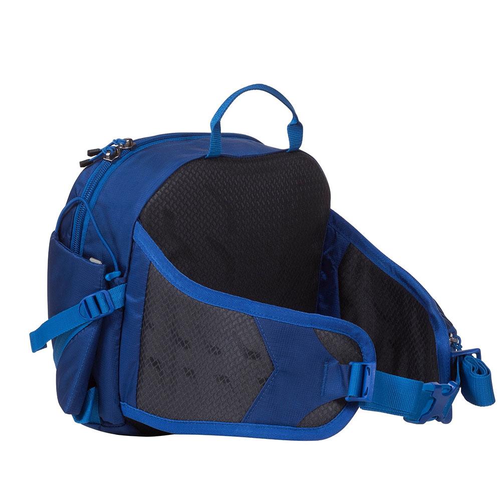 Профил на чантa за кръст Bergans Vengetind Hip Pack 6 Dark Royal Blue 2020