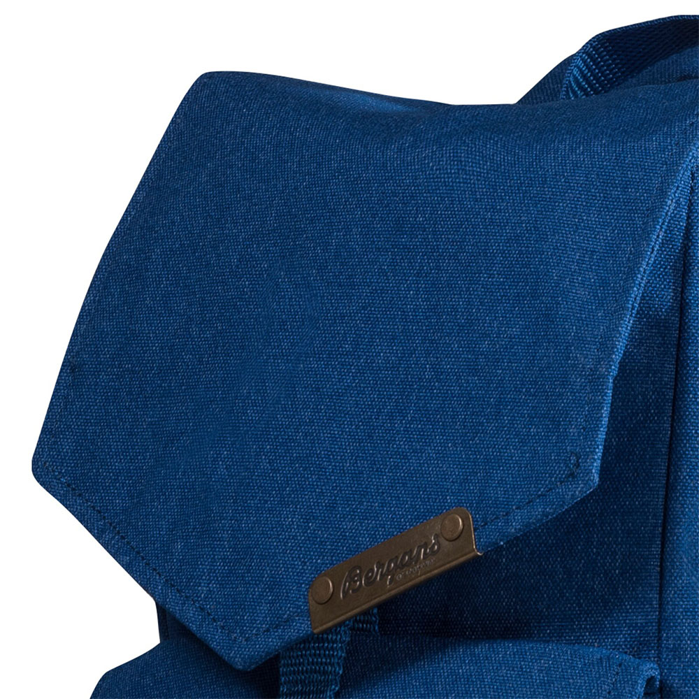 Капак на детска раница Bergans Veslefjell 7 Canvas Classic Blue 2020