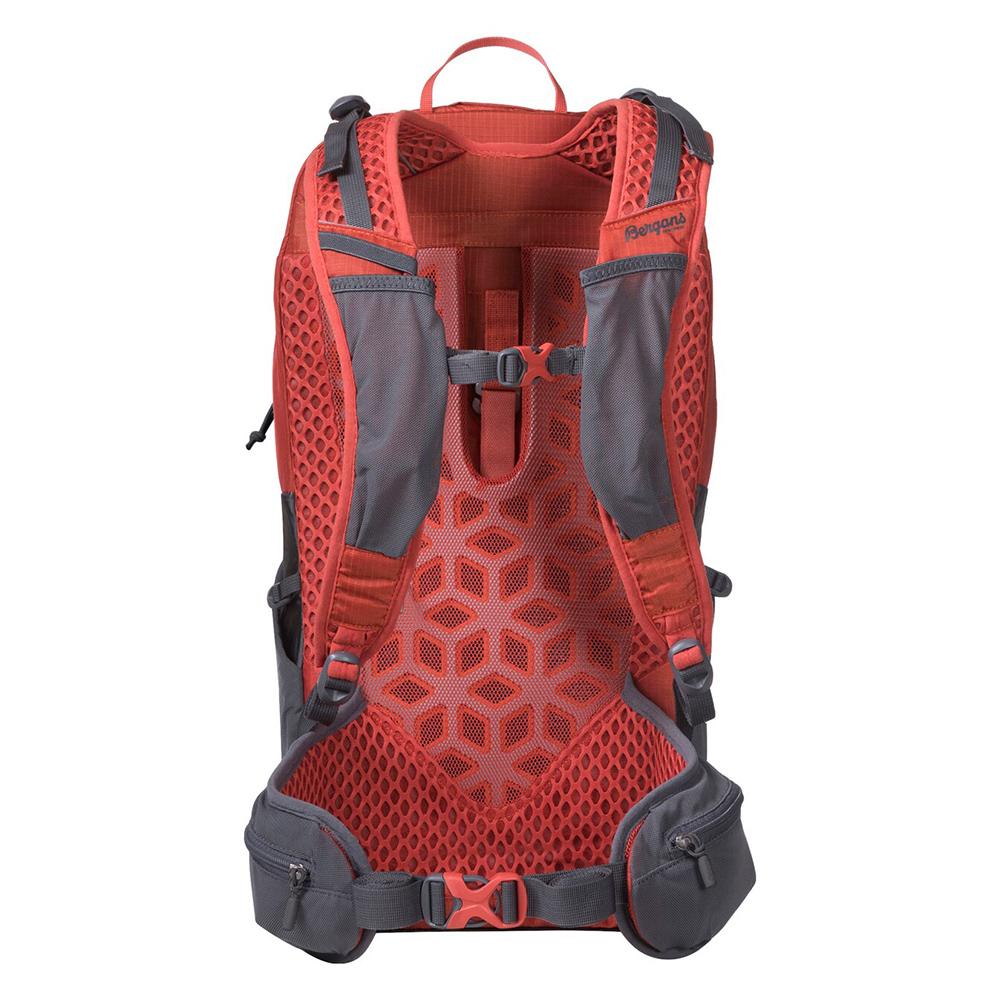 Back Bergans Backpack Driv 24 Brick