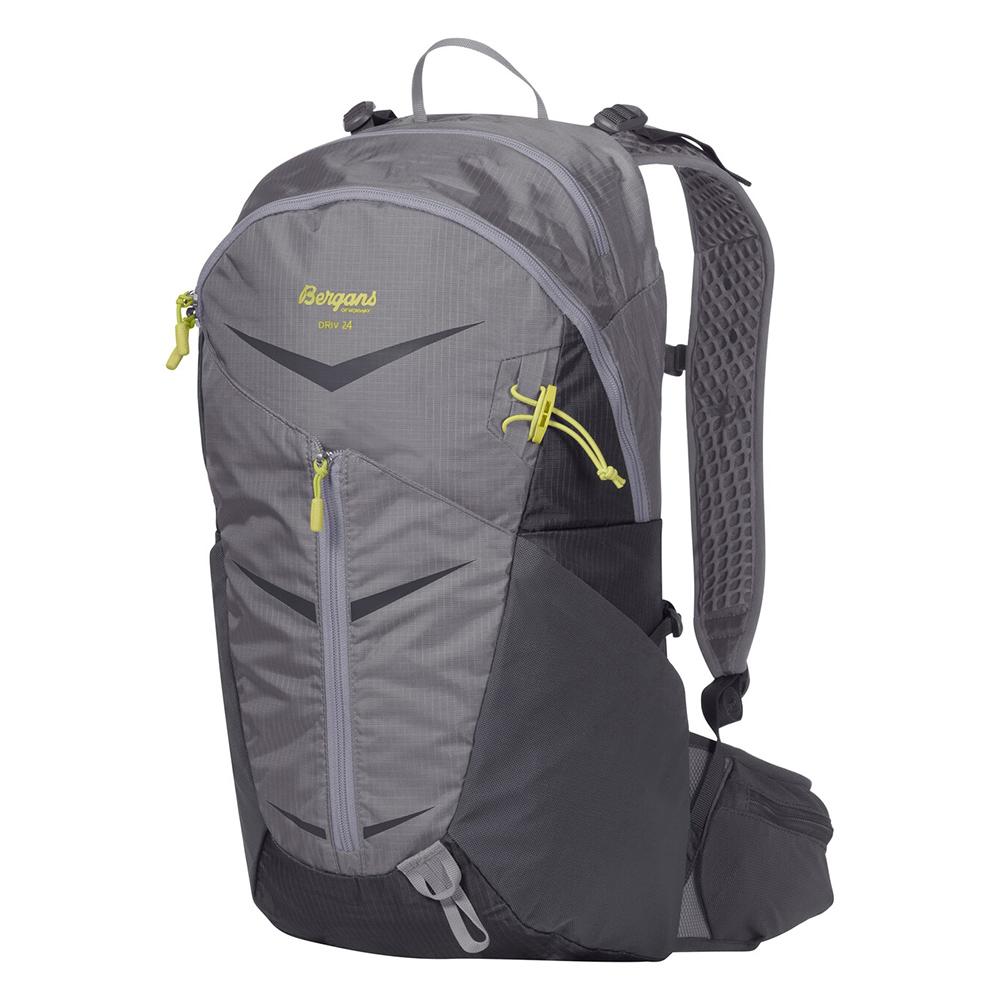 Backpack Bergans Driv 24 Solid Light Grey 2021