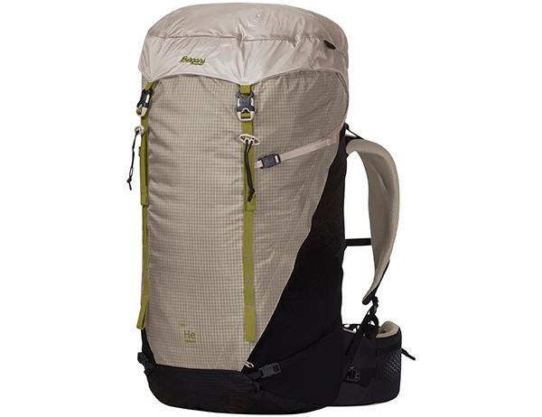 Bergans Helium V5 55 Backpack Chalk Sand / Dark Green Oasis 2021
