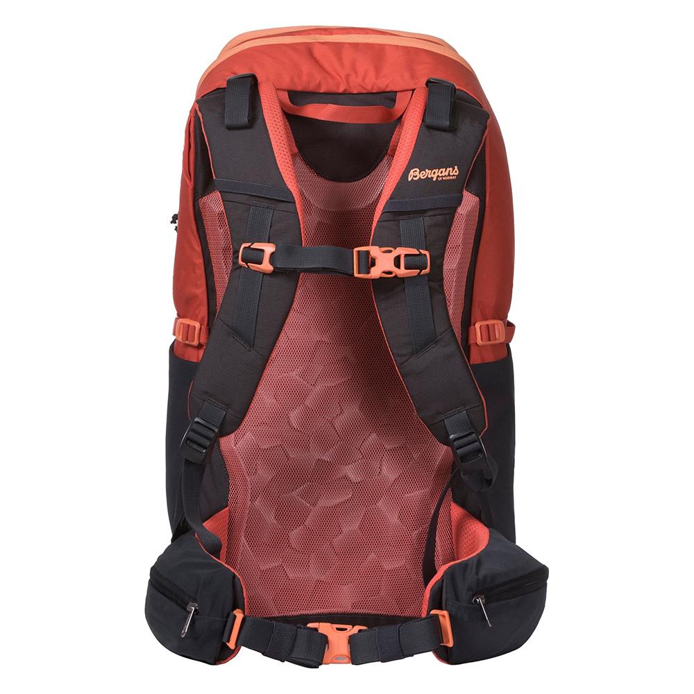 Back Bergans Rondane V6 W 30 Backpack Brick 2021
