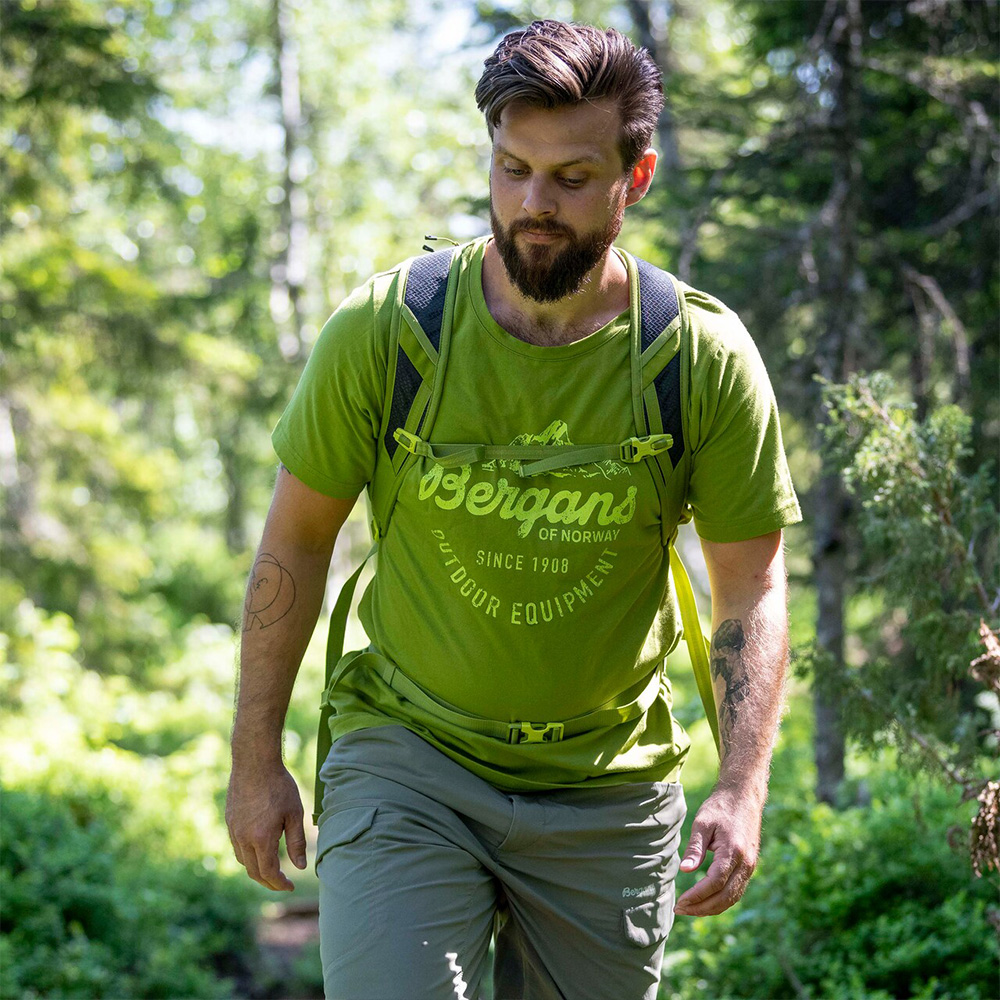 Hiking with Bergans Vengetind 28 Oasis